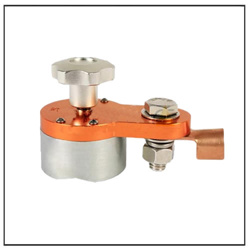 600 Amp Switchable Magnetic Ground Clamp