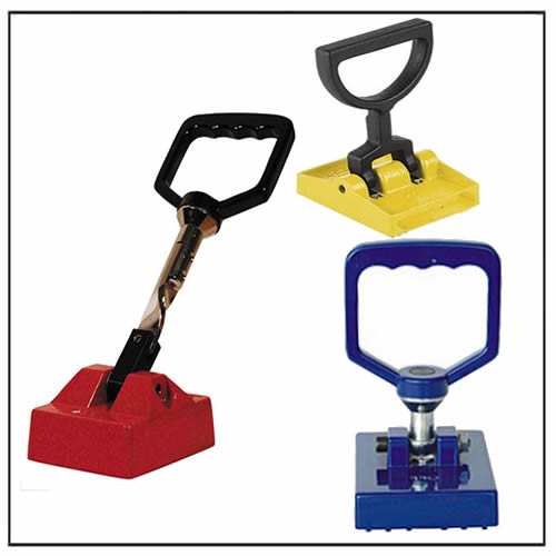 custom portable magnetic lifters