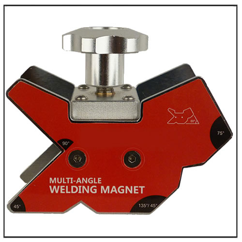 Multi-Angle Switchable Magnetic Clamps