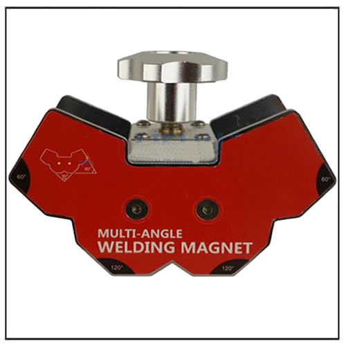 multi magnetic welding angle