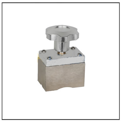 square magnetic clamp