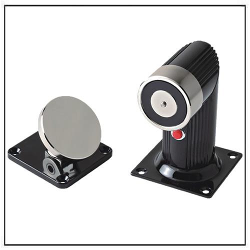 floor mount door holder