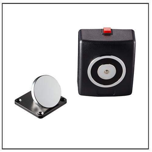 plastic surface smokeproof electromagnetic door stop