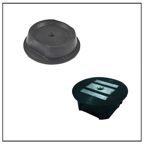 rubber coated magnetic wire box