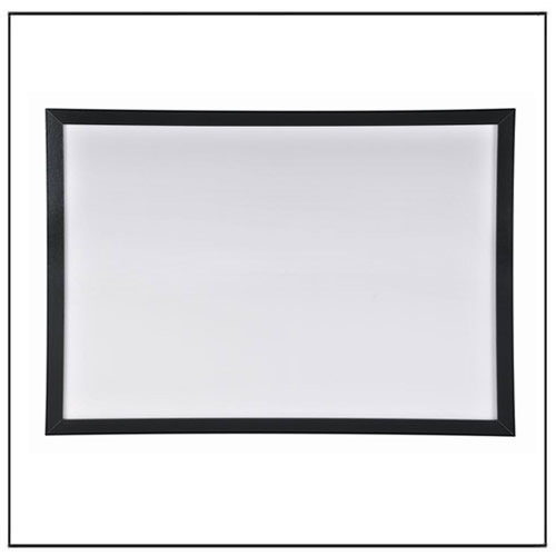 mdf framed magnetic whiteboard