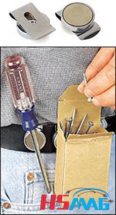 Belt-Clip Magnet