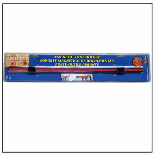 magnetic tool holder storage