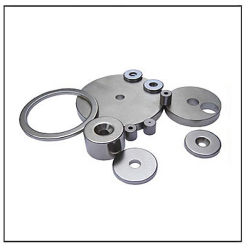 Sintered NdFeB Ring Speaker Magnets