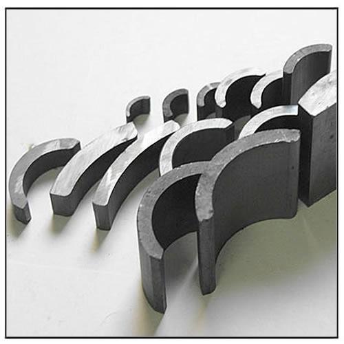 Ferrite Arc Starter Motor Magnets