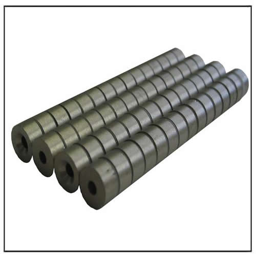 Countersunk SmCo Magnets