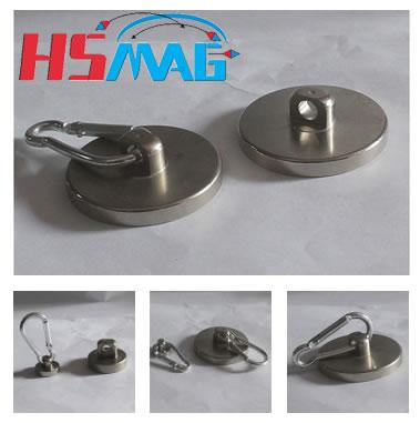 Magnetic Carabiner Hooks