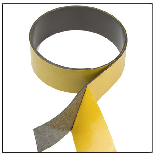 40X1.5MM Self Adhesive Flexible Magnet