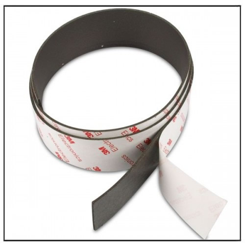 Neodymium Flexible Magnetic Tape 30 x 1.5 mm