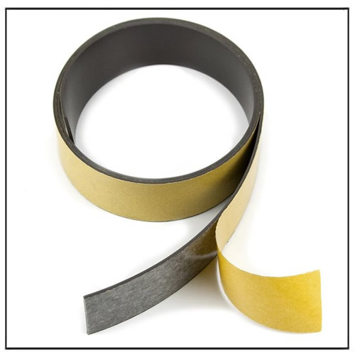 Self Adhesive Anisotropic Magnetic Tape