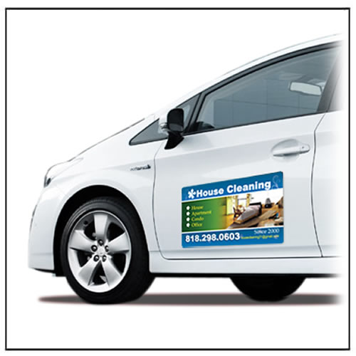 Promotional Custom Car Magnets Magnets By HSMAG - Custom car magnets