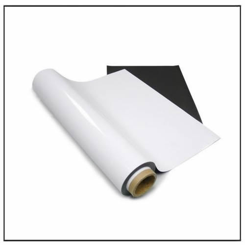 PVC Fridge Rubber Magnet Roll