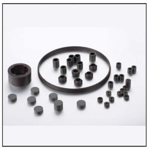 Isotropic Bonded Magnets