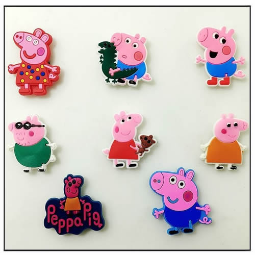 Gifts Novelty PVC Cartoon Fridge Magnet