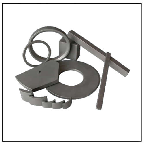Isotropic Bonded SmCo Magnets