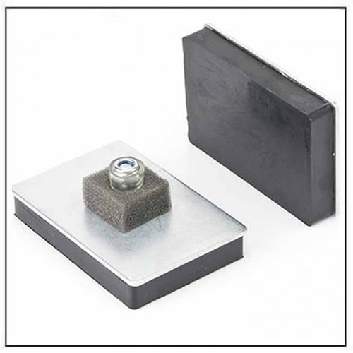 MagPad-3 Magnetic Mounting Pads