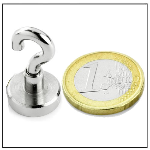 N52 Hook Magnet Clamping NdFeB 8KG