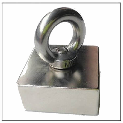 N52 Rare Earth NdFeB Salvage Permanent Magnet