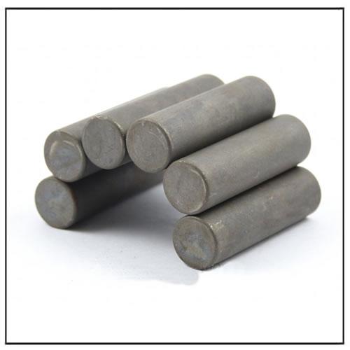 Hard Ferrite Rod Permanent Magnets