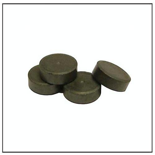 Industrial Ferrite Round Magnets