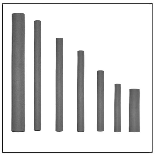 Sintered Ferrite Ceramic Cylindrical Magnets