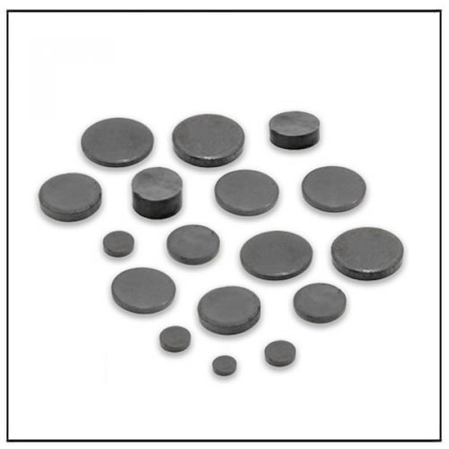 Strong Round Ceramic Magnets