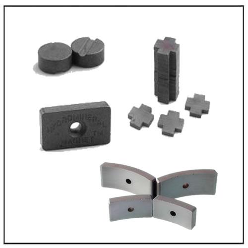 Custom Design Ceramic Magnets