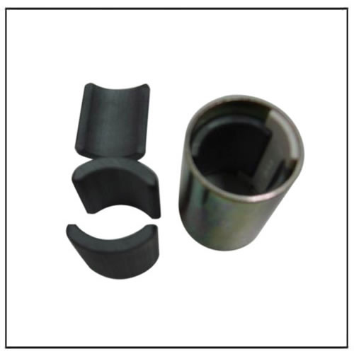 Segment Hard Ferrite Motor Magnets