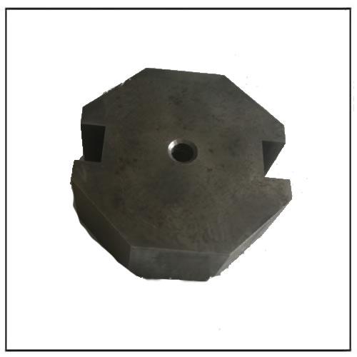 Plastic Covered Insert Magnet