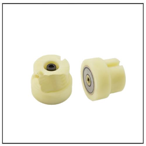 Plastic Insert Electric Box Magnet