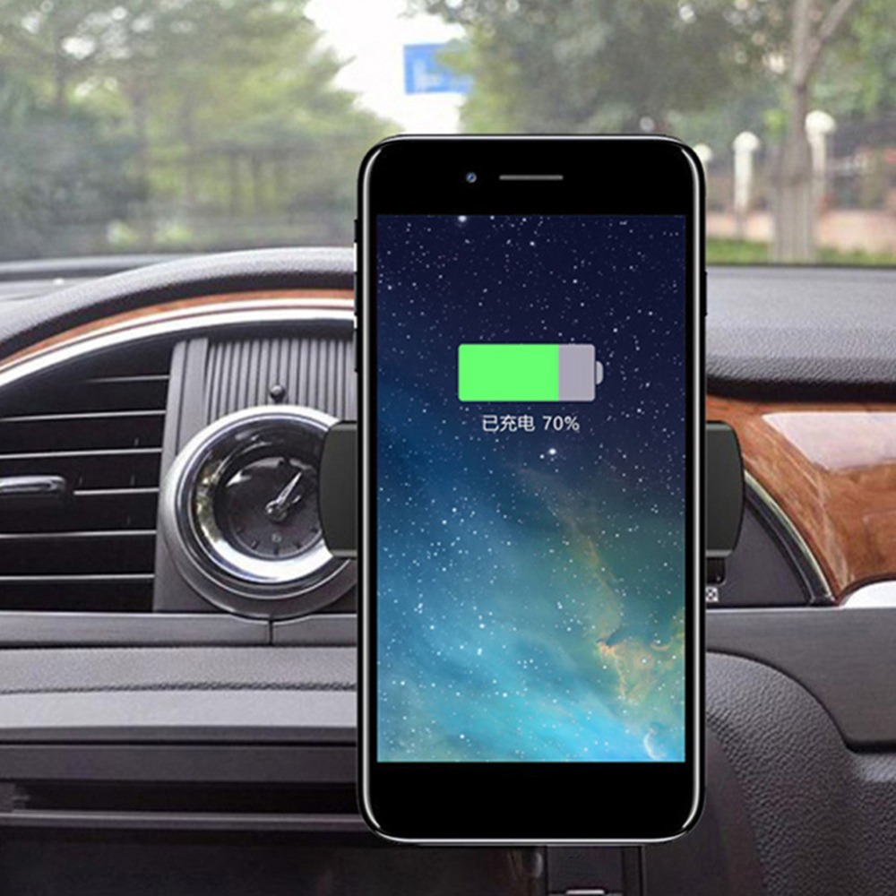 Iphone 8 X Samsung S8 S8 Plus S7 Edge S7 Magnetic Qi Wireless Charger