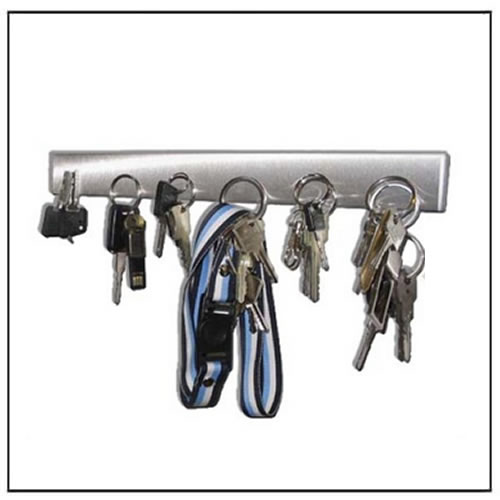 Key Rack Stainless Steel Magnet