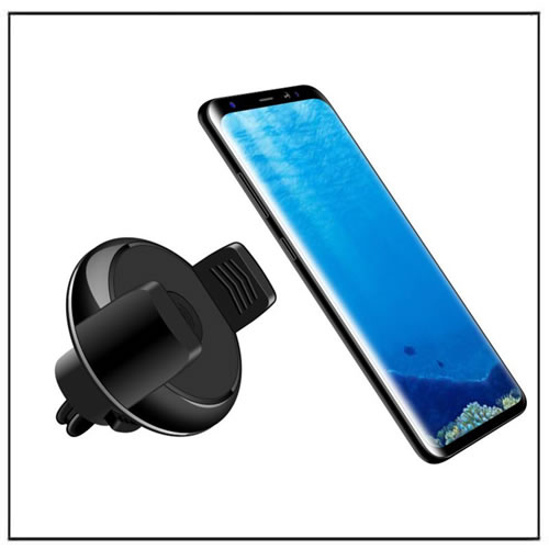Does magnetic car mount affect wireless charging