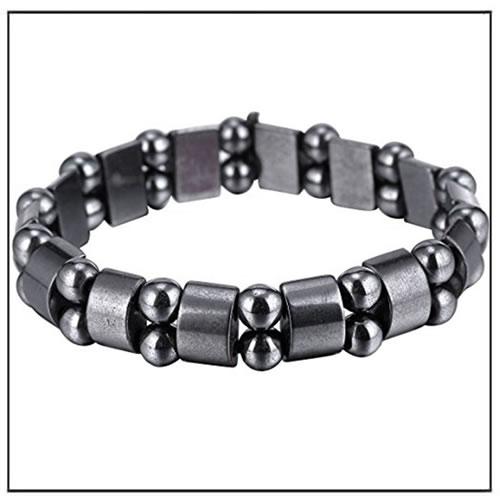 Hematite Magnetic Bracelet