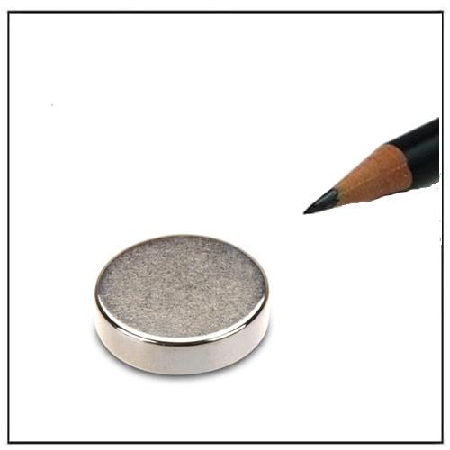 N45 Permanent Circular Magnets