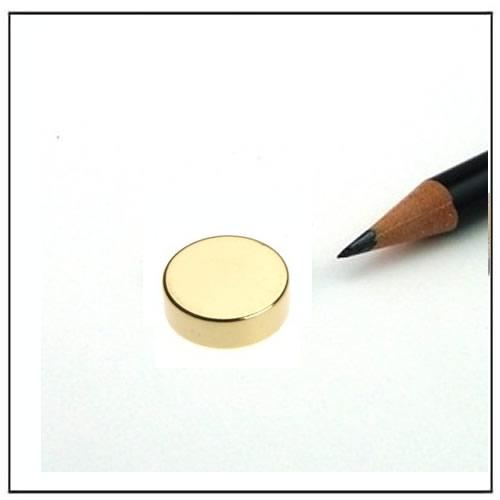 Neodymium Round Industrial Magnet