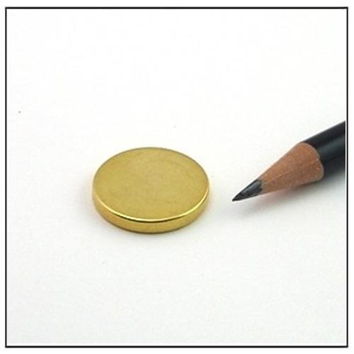 Small Neodymium Magnet NdFeB Round