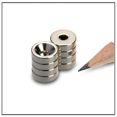 Neodymium Ring Counterbore Magnet