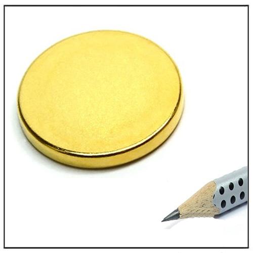 Neodymium Round N50 Permanent Magnet