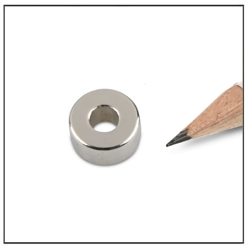 Ring Sensor Permanent Magnet