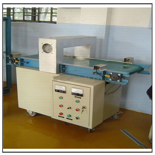 Transmission Type Demagnetization Machine