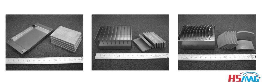 pressless process (PLP) magnet