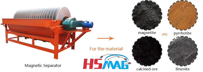 Hematite Magnetic Separator For