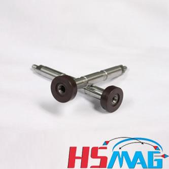 Mileage sensor magnets