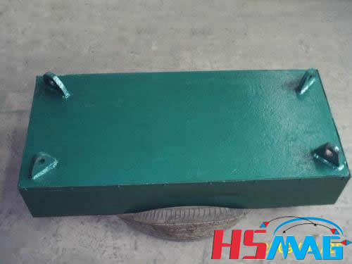 Suspended Plate Magnets