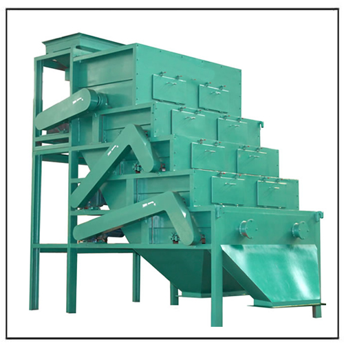 High Intensity Magnetic Roll Separator